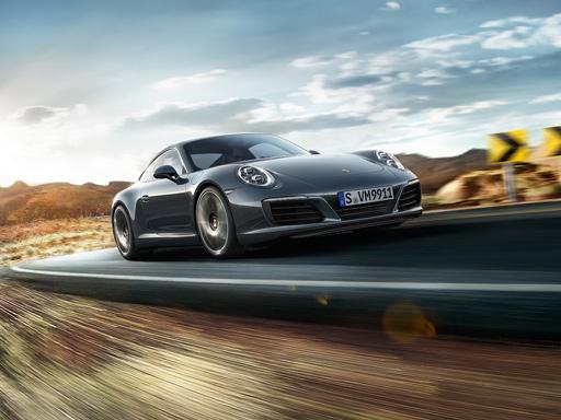 Exklusives Leasingangebot für gewerbliche Kunden: Porsche 911 Carrera.