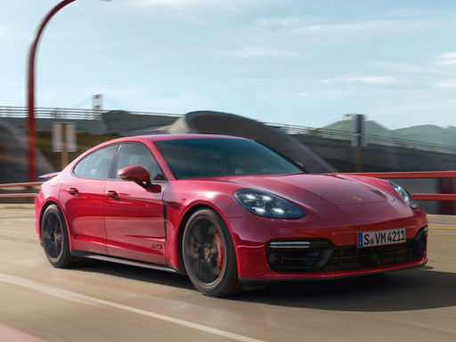 Exklusives Leasingangebot für gewerbliche Kunden: Porsche Panamera GTS.