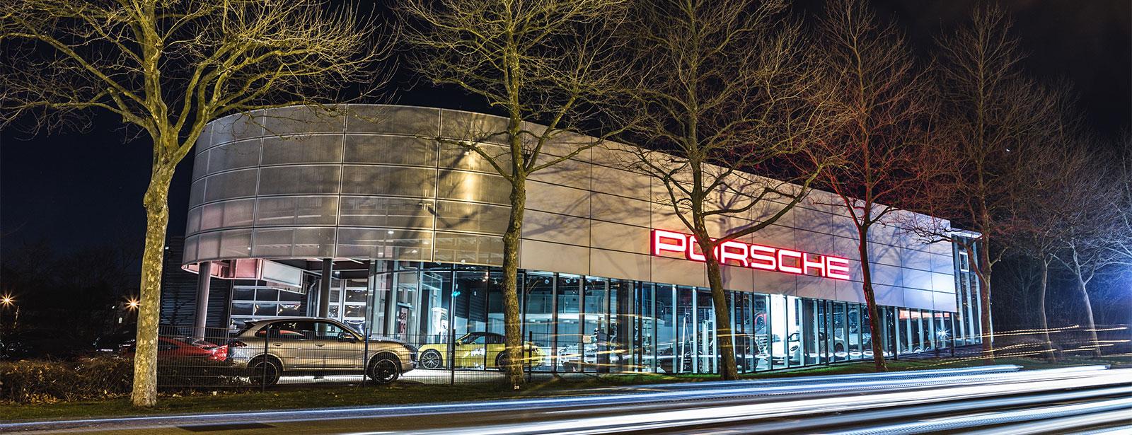 Le Centre Porsche de Kaiserslautern
